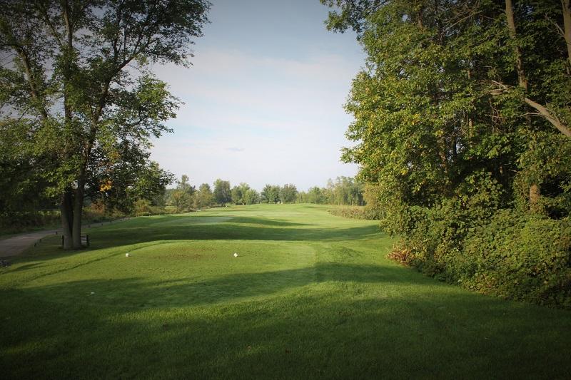 golf lanaudiere-27 trous-7 bleu