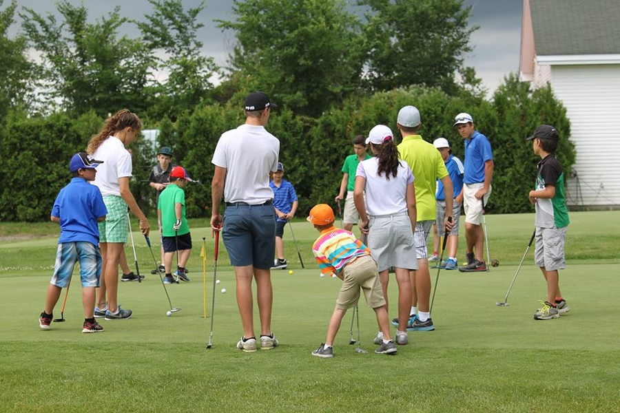 Camp de golf_académie_golf lanaudiere