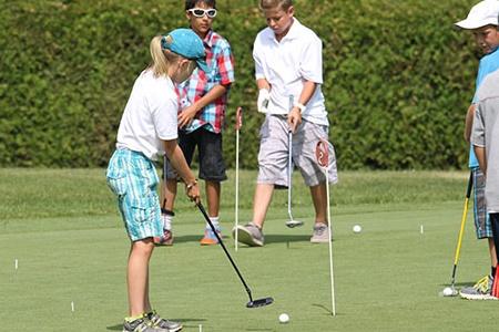Cours enfant golf_académie_golf lanaudiere