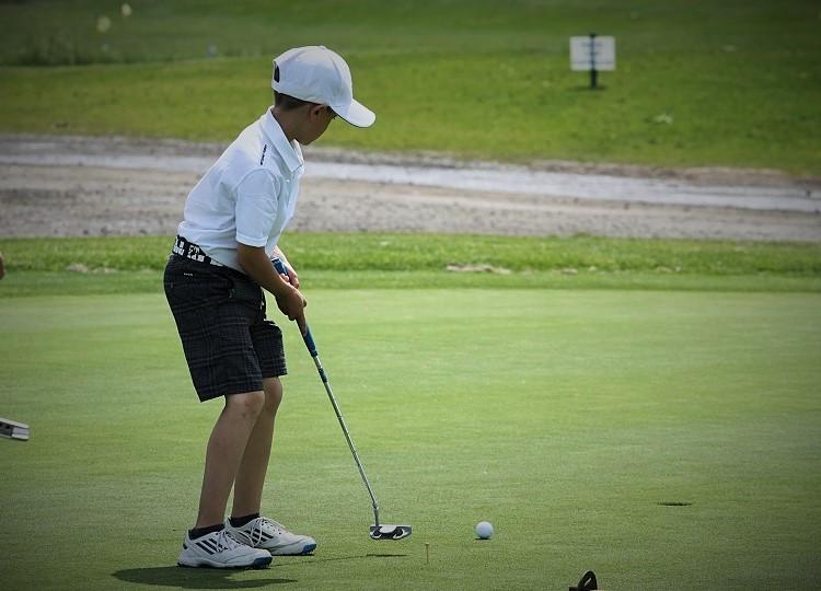 Cours juniors_académie de golf_golf lanaudiere
