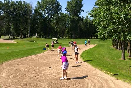 Cours de golf femme_golf lanaudiere