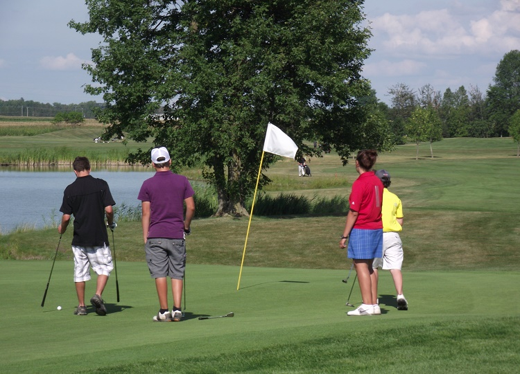 ligue de golf_juniors_golf lanaudiere