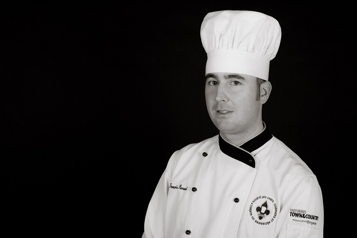 Chef Jean-Francois_Golf Lanaudiere