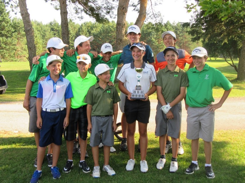 Académie de golf_enfant_lanaudiere