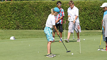 Cours enfant_golf_golf lanaudiere